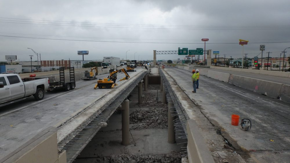 Texas Demolition Contractor uses tech to solve challenging bridge project