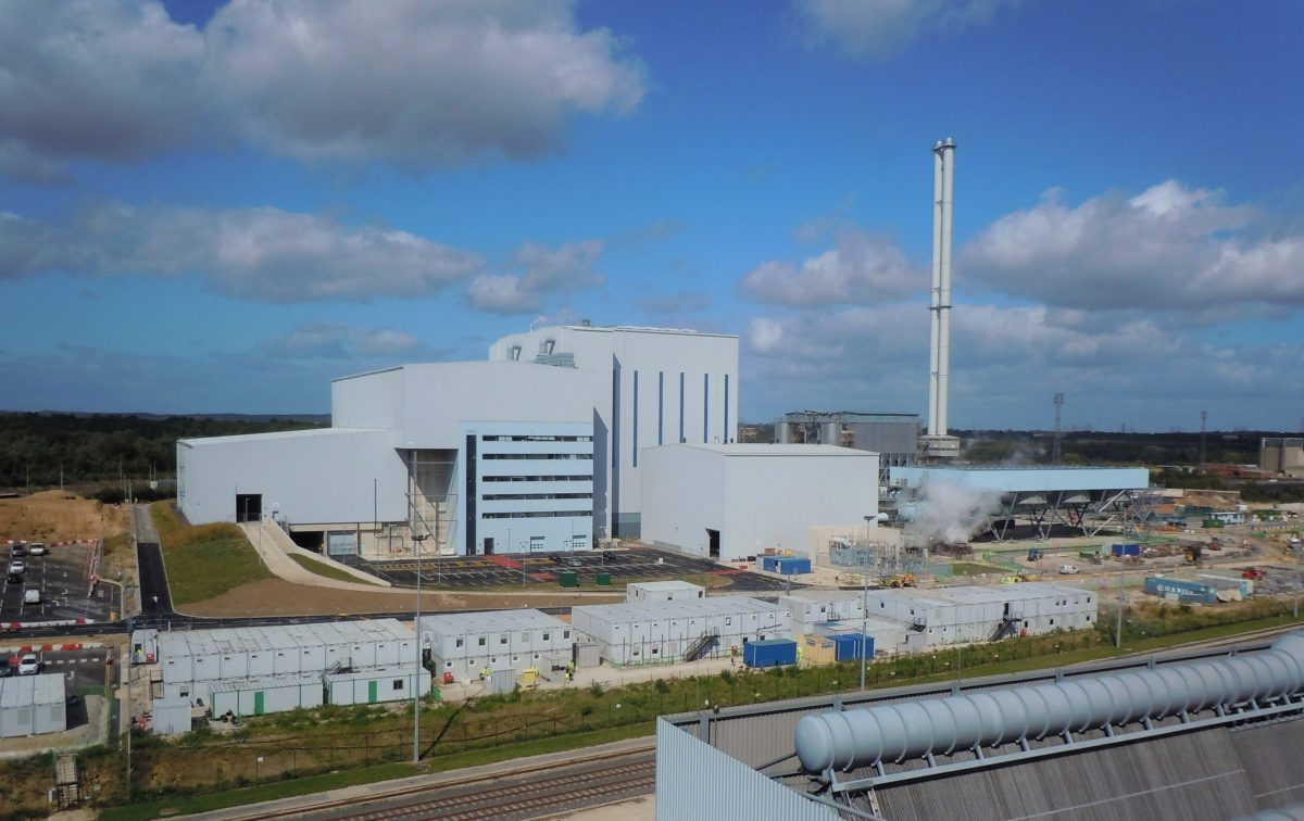 Ferrybridge Multifuel 2 Energy from Waste plant completed in Yorkshire