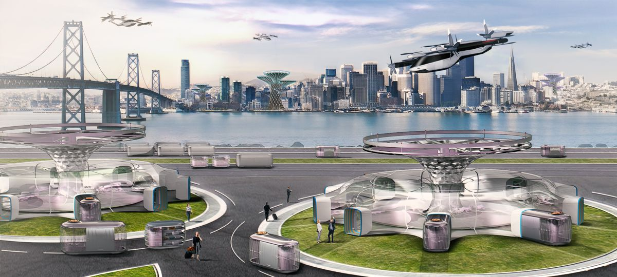 Hyundai shows future vision for cities with Smart Mobility at CES 2020