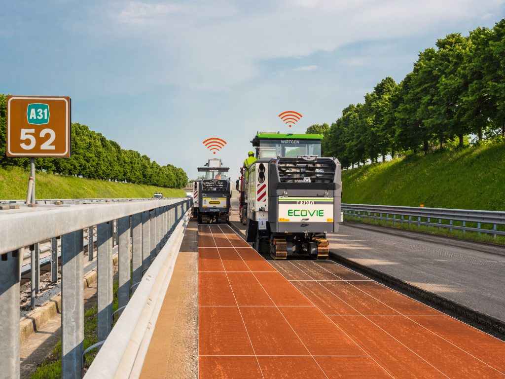 Wirtgen has developed a solution that, for the first time, makes it possible to accurately and reliably document actual milling work completed – the new PERFORMANCE TRACKER (WPT).