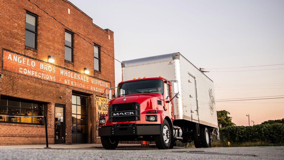 Mack launches new medium-duty trucks
