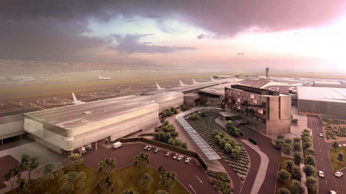 First section of Adelaide Airport Terminal Expansion set to open