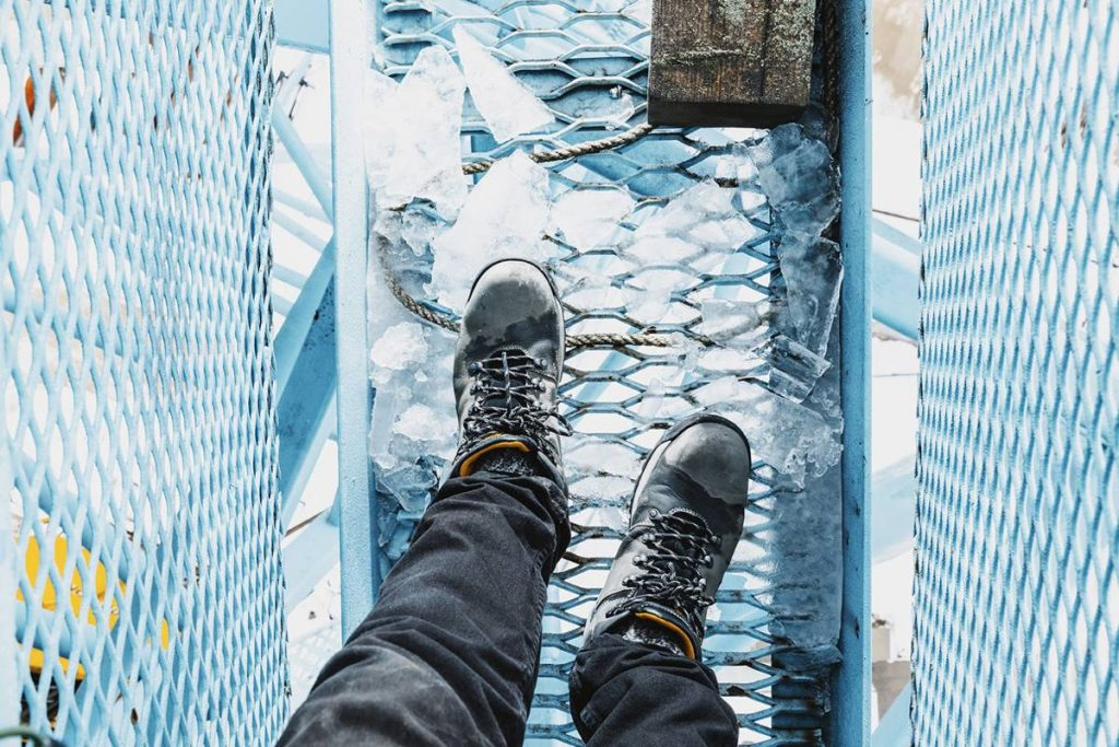 CAT Footwear launches Kinetic ICE+ Boot to prevent workplace injuries in winter conditions