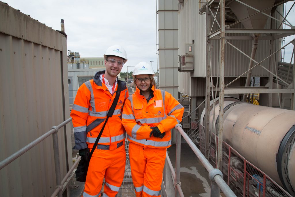 Earn while you learn with Aggregate Industries 2020 Apprentice Programme