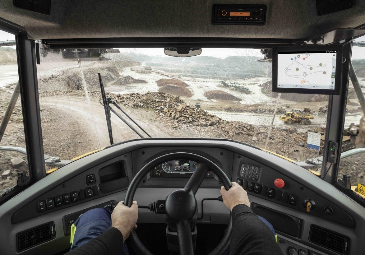 VolvoCE to roll out new map feature for Haul Assist at ConExpo