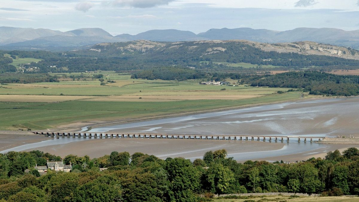 Furness line rail passengers will benefit from a more reliable railway in Arnside
