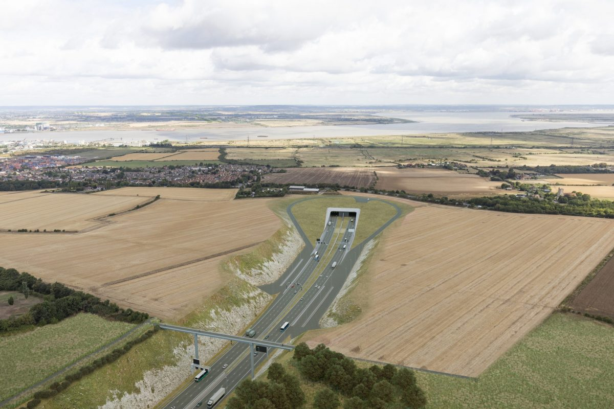 Lower Thames Crossing consultation plans refined