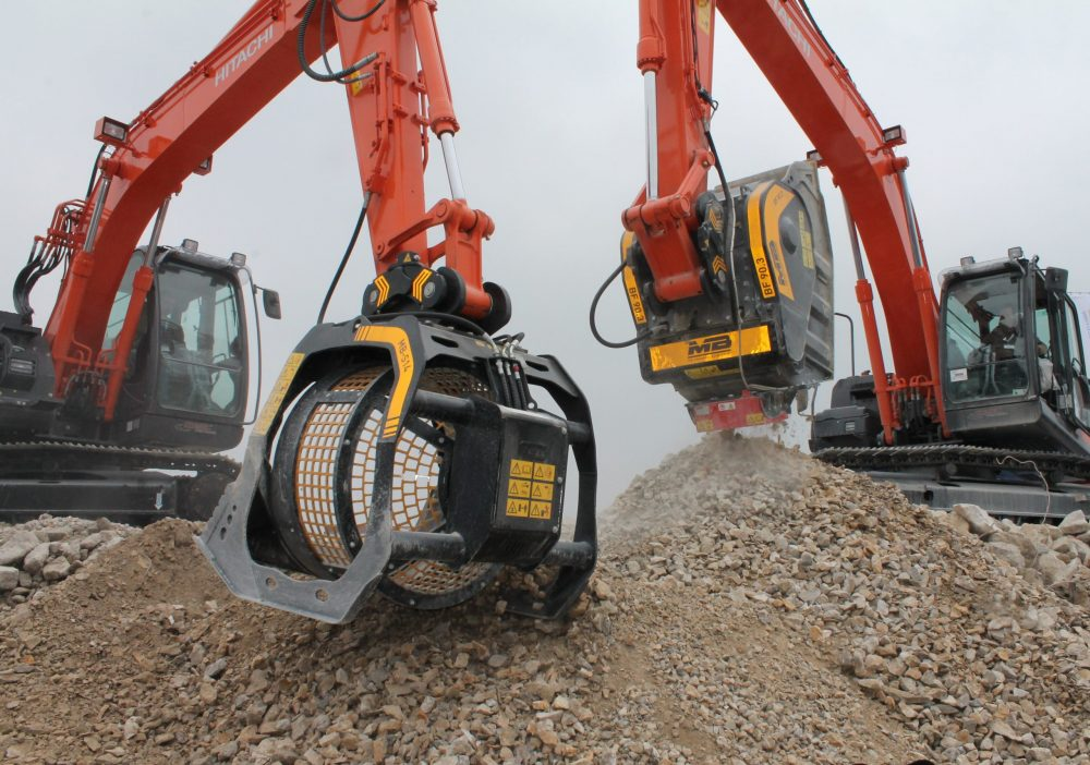 MB Crusher gears up for 2020 tour of the construction and MMT trade fairs