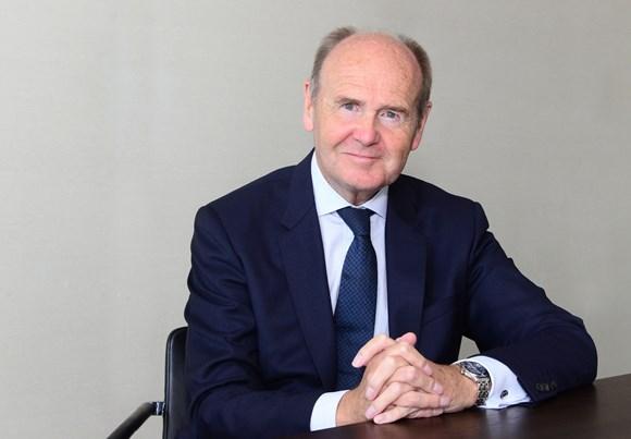 Midlands Connect Chairman Sir John Peace