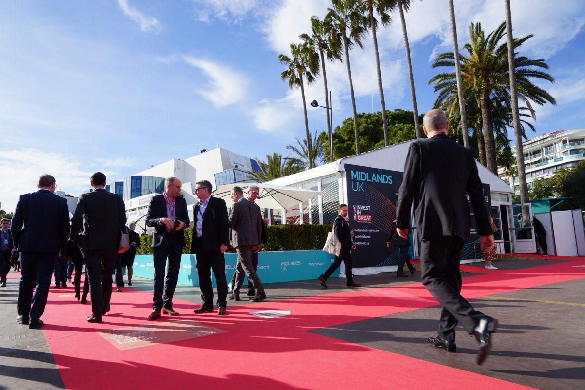 Midlands UK showcasing huge investment opportunities at MIPIM in Cannes