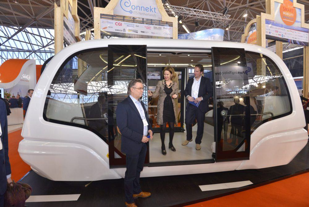 Focusing on smart mobility, infrastructure and traffic management