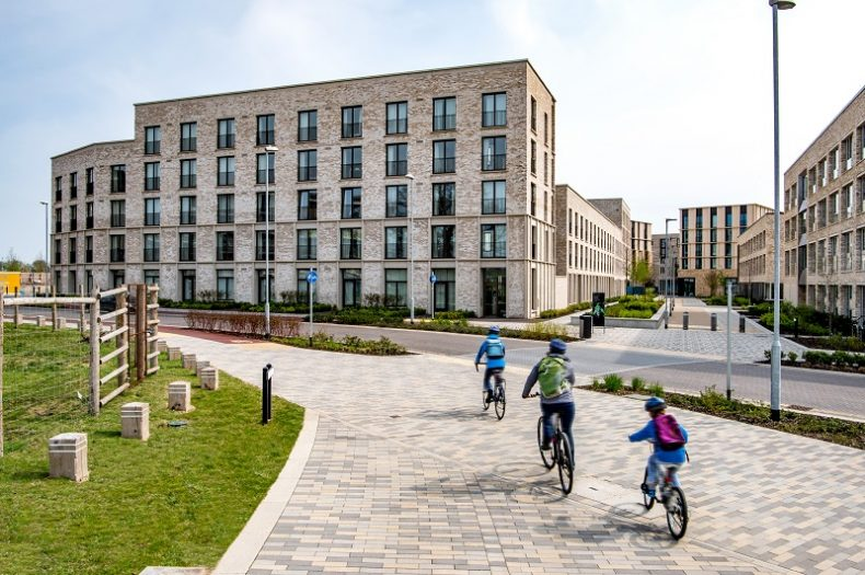 Aggregate Industries provides tailored solution for University of Cambridge Development