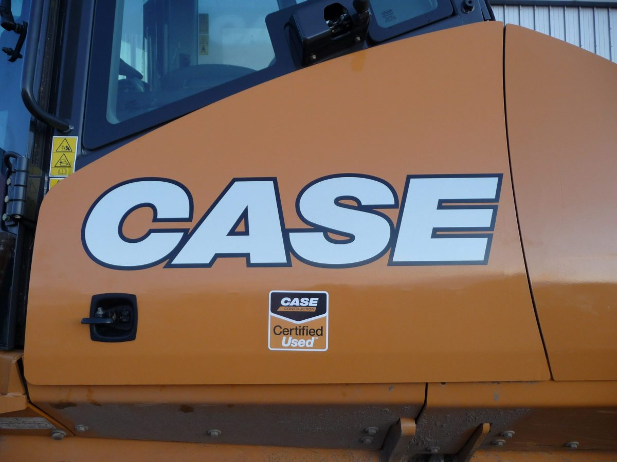 First CASE Certified Used construction machine hits the market