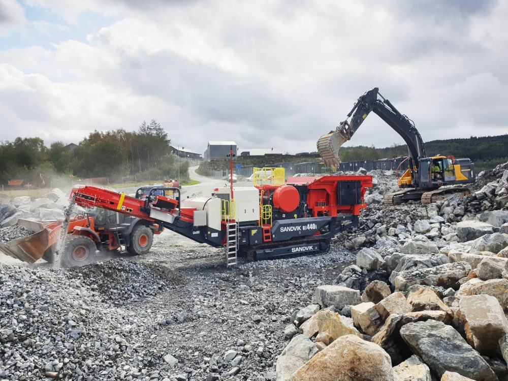 Sandvik Mining and Rock Technology to showcase next gen equipment at CONEXPO CONAGG