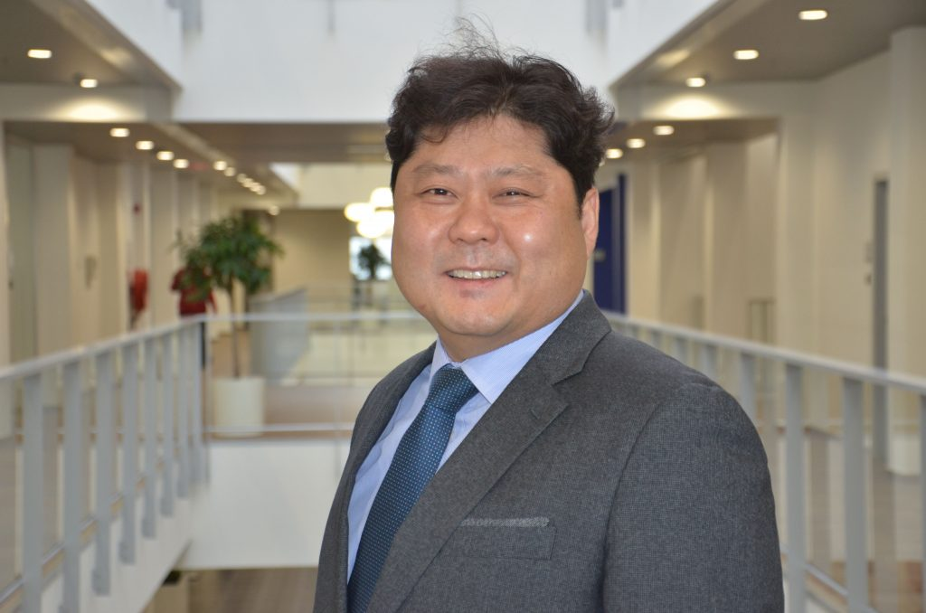 Sungwoo Lee named Managing Director for Hyundai Construction Equipment Europe