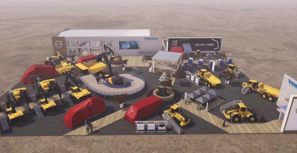 Volvo Construction Equipment showcasing ambitious future at ConExpo 2020