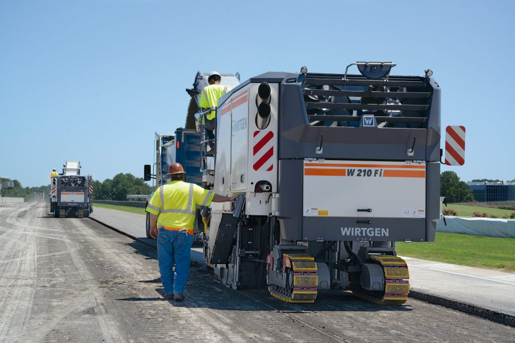 Wirtgen highlighting new large Milling Machines at Conexpo ConAgg 2020
