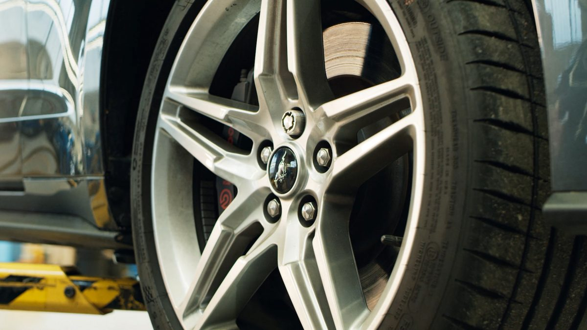 Ford develops 3d-printed locking wheel nuts to stop tyre thieves