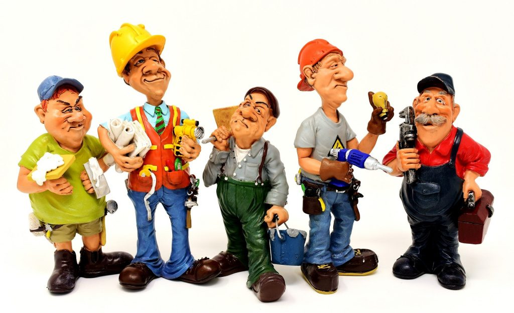 Mitrefinch research shows British construction workers rank 4th in turning up for work