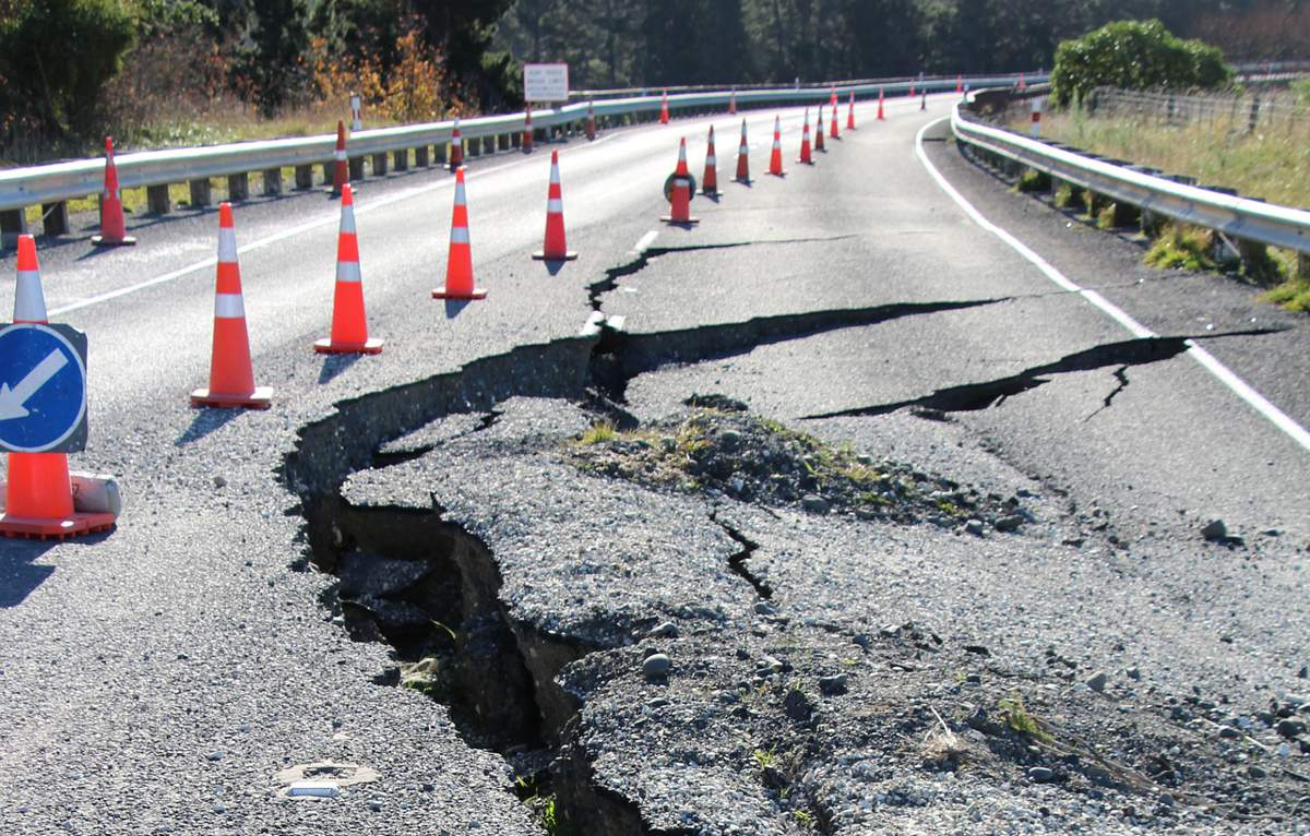 Causes of highway subsidence and how to treat it