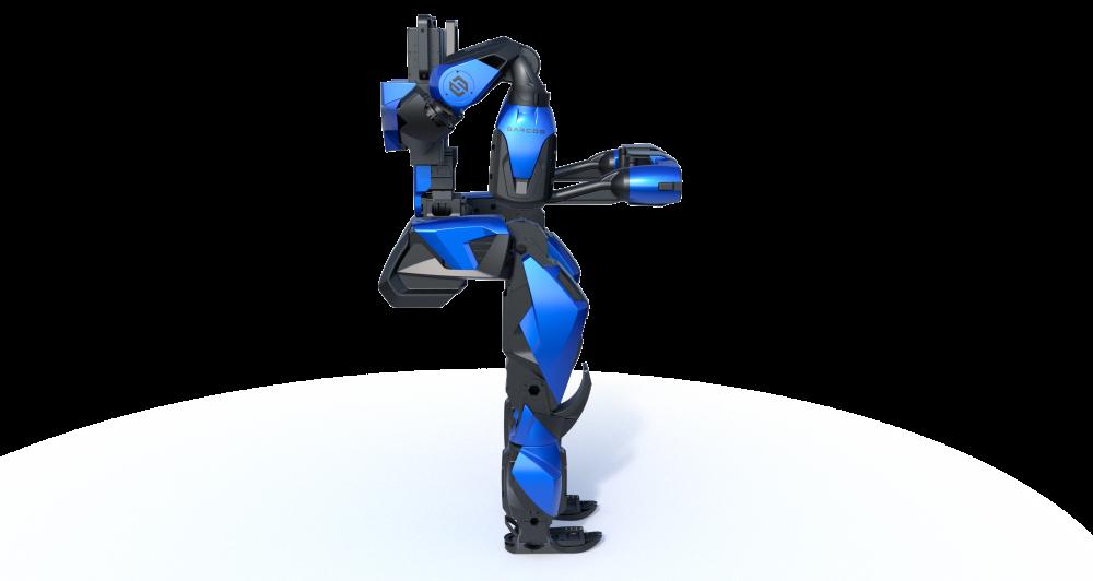 Sarcos Robotics partners with Delta to demo Guardian XO Exoskeleton Robot at CES 2020