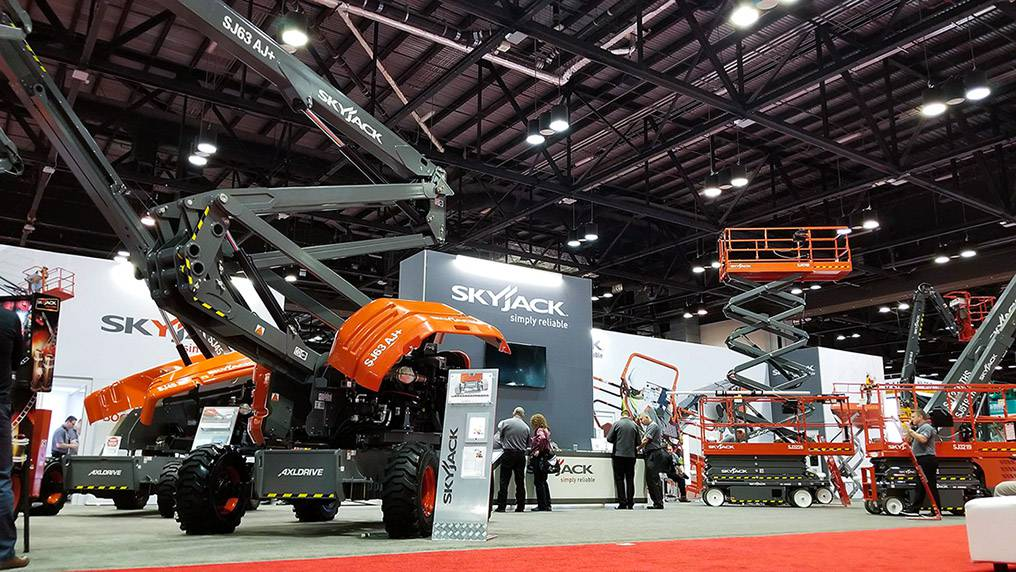 Skyjack's next generation of equipment puts Cost of Ownership at the Forefront