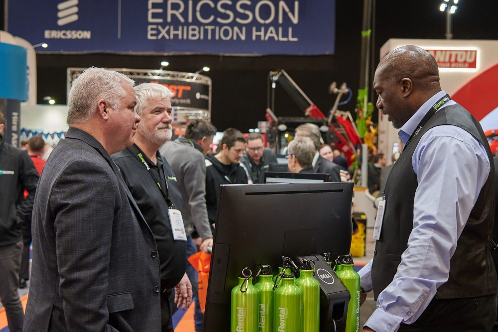 14th Executive Hire Show hailed a runaway success