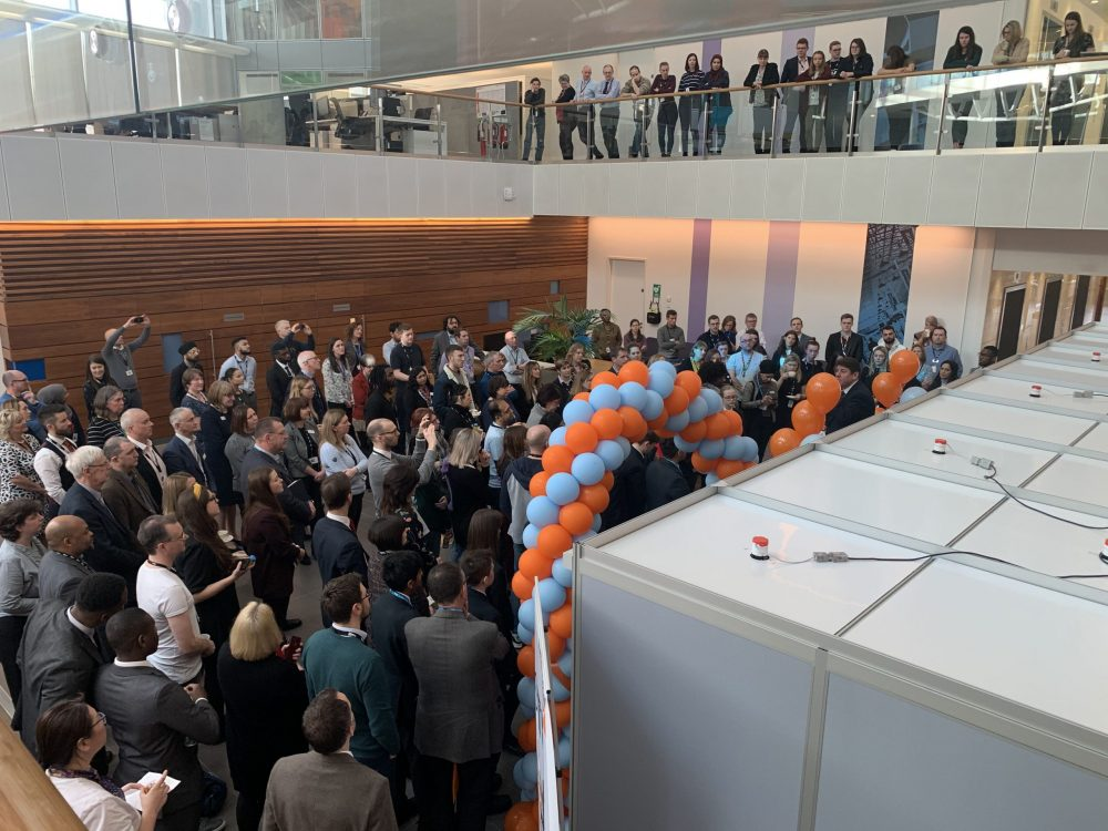 Network Rail open new dedicated STEM Lab facility in Milton Keynes