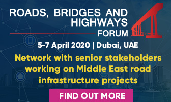Mega City Infrastructure Week Dubai 5-7 April 2020
