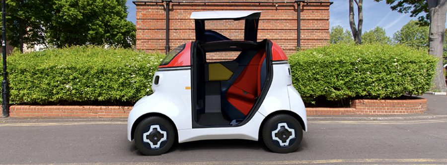 Gordon Murray Design leads UK consortium launching autonomous mobility vehicle