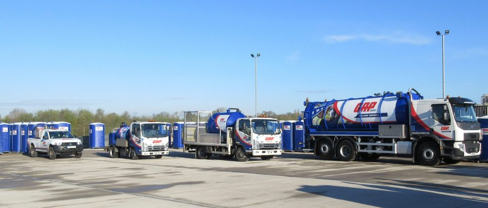 GAP Group invests £2m in tenth division Tanker Services