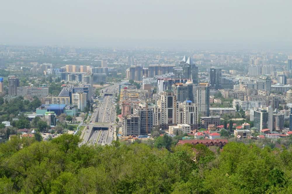 Eurasian Development Bank finances US$95m for Big Almaty Ring Road in Kazakhstan