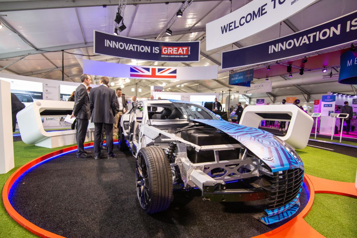 UK scaling up innovation support for Automotive Small Businesses