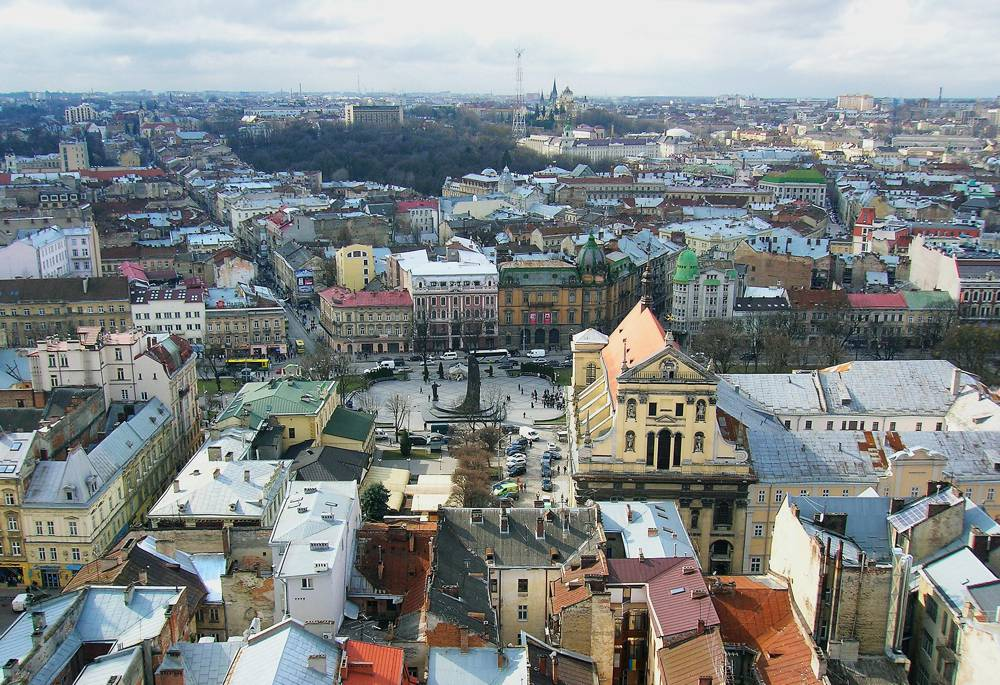 IFC boosting modernization of Ukraine's urban infrastructure