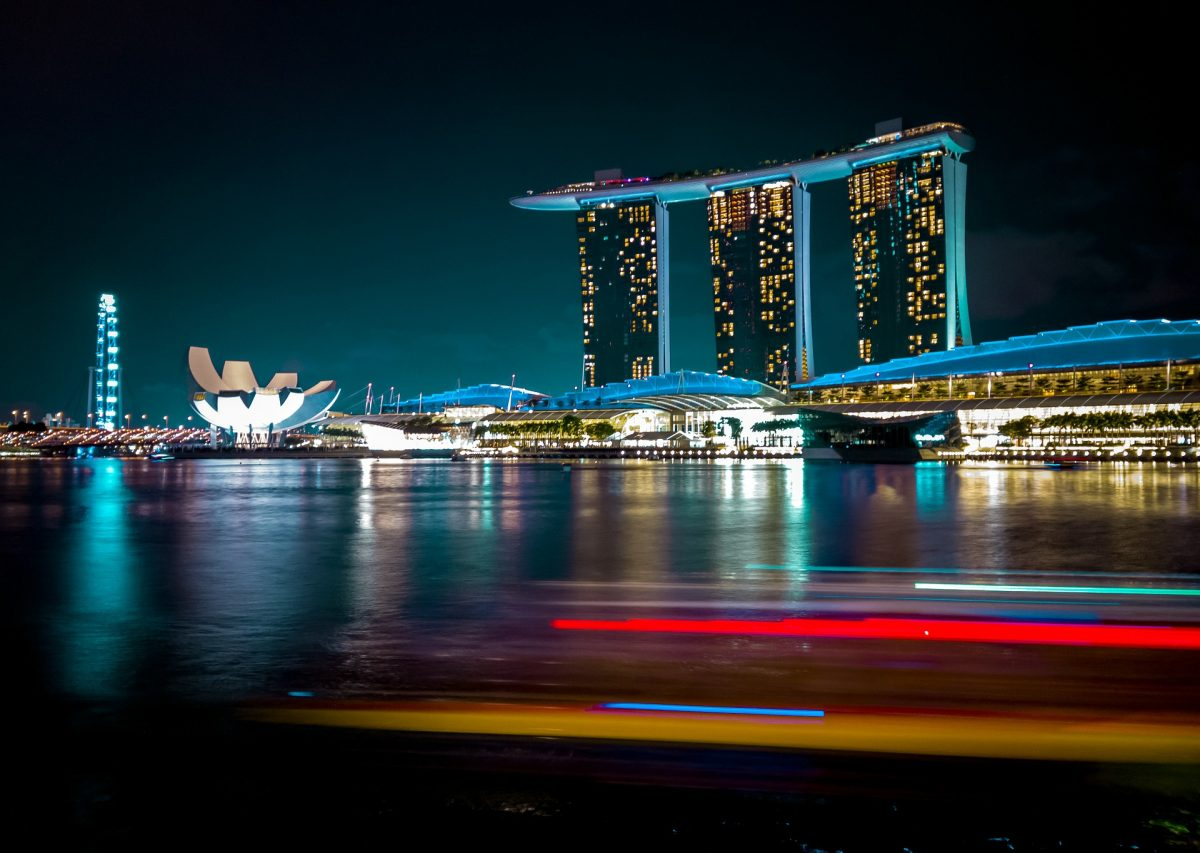 Geo Connect Asia in Singapore postponed till March 2021