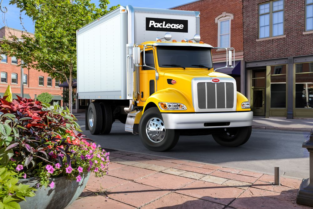 Peterbilt vocational and medium duty vehicles to be featured at The Work Truck Show