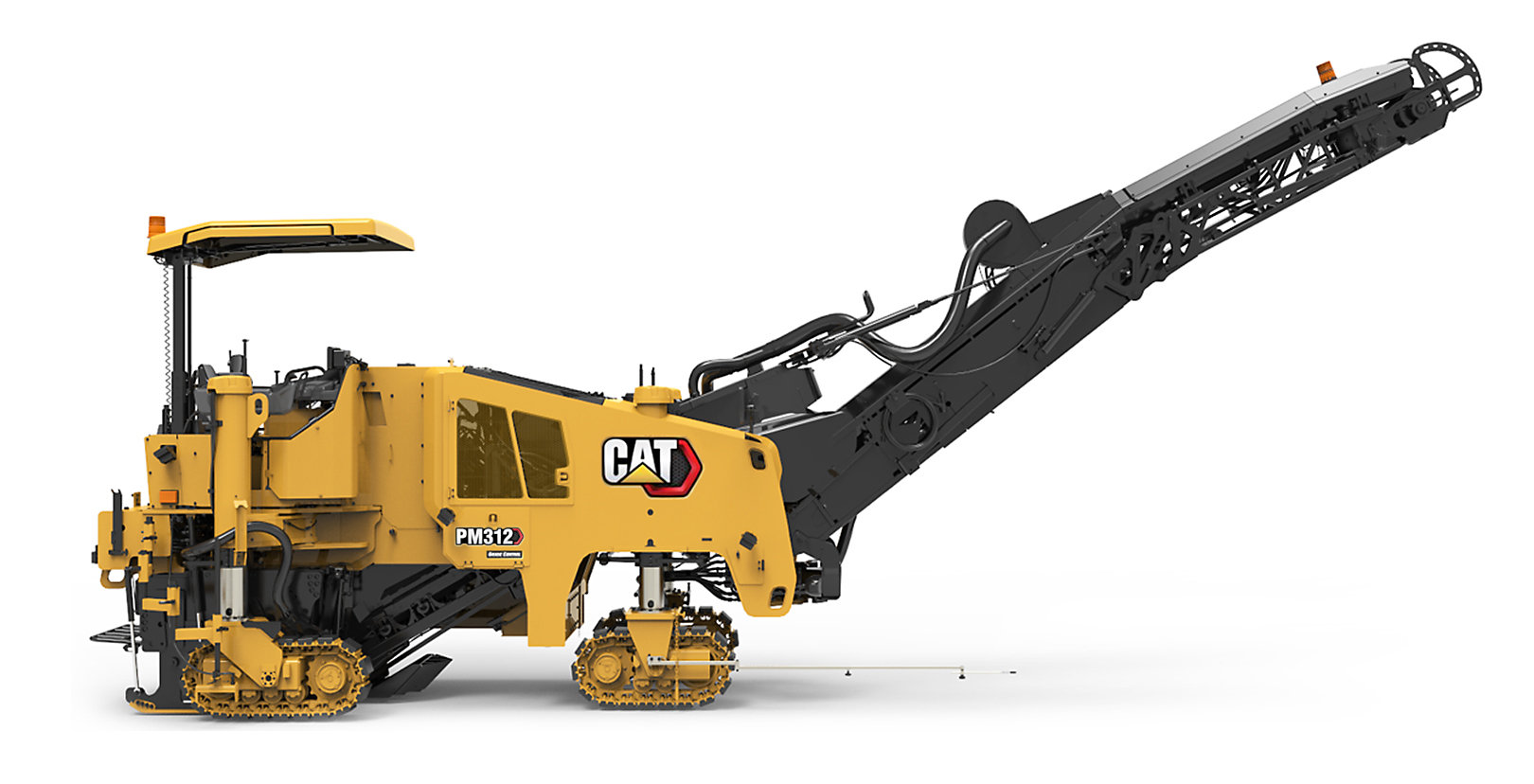 Caterpillar introduces updates to their PM310, PM312 and Pm313 Cold Planers
