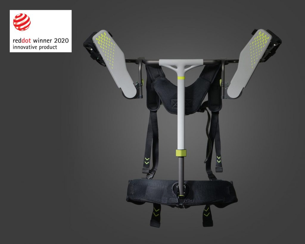 Hyundai Exoskeleton wearable robot wins Red Dot Innovation Design Award