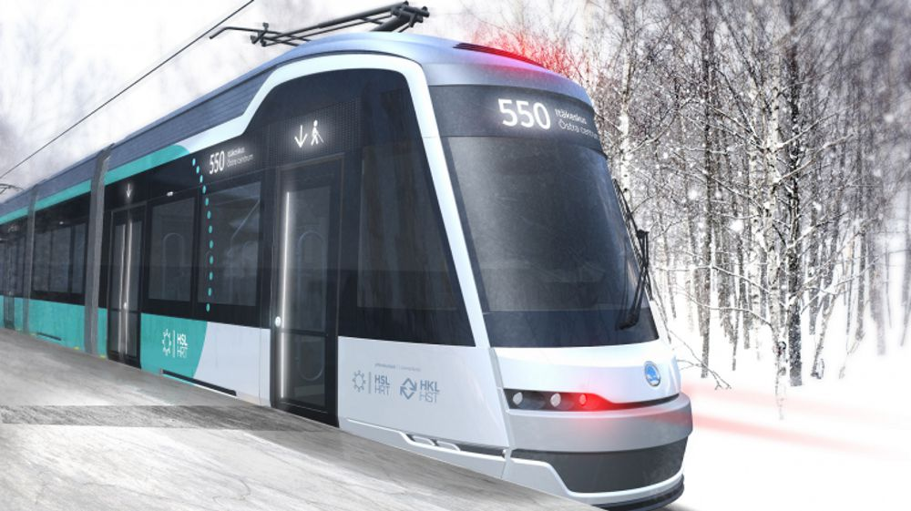 Nordic Investment Bank finances new tram line for Helsinki