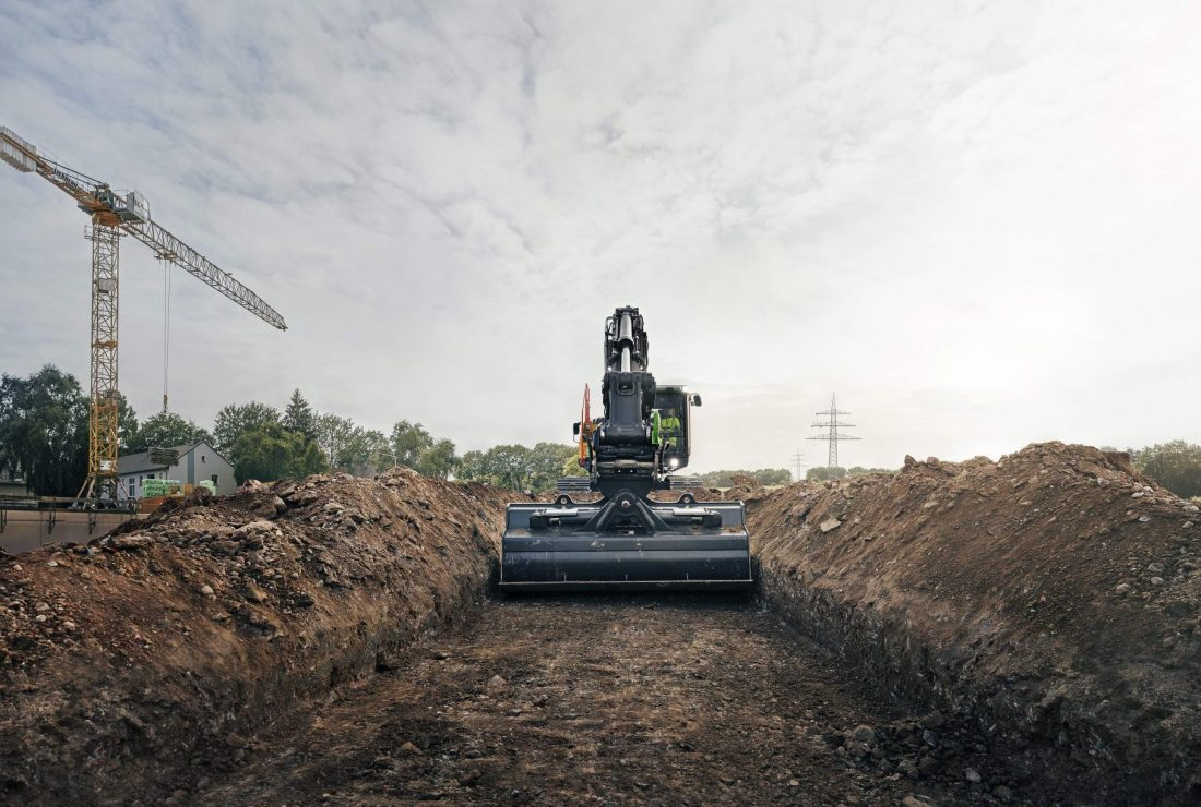 VolvoCE Active Control cuts grading time by up to 45 percent