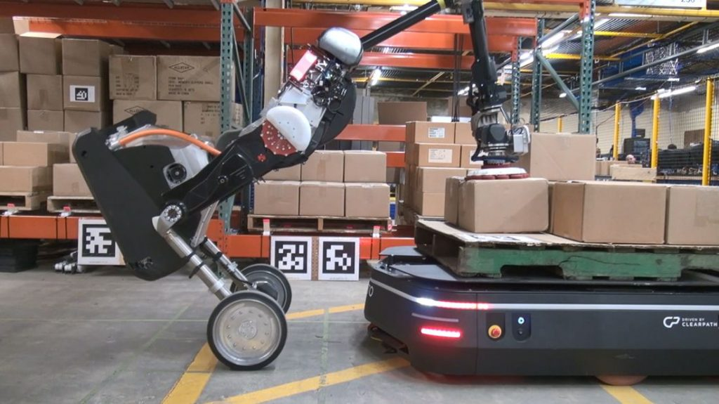 Boston Dynamics and OTTO partner to integrate Mobile Robots for flexible automation