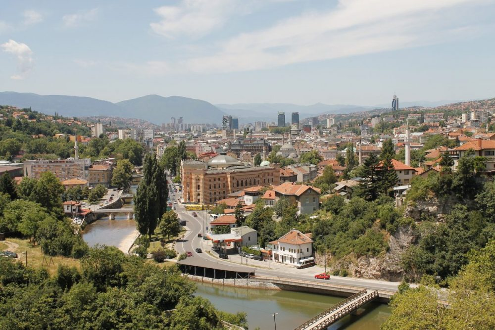 EBRD Green Cities Action Plan to transform public transport in Sarajevo