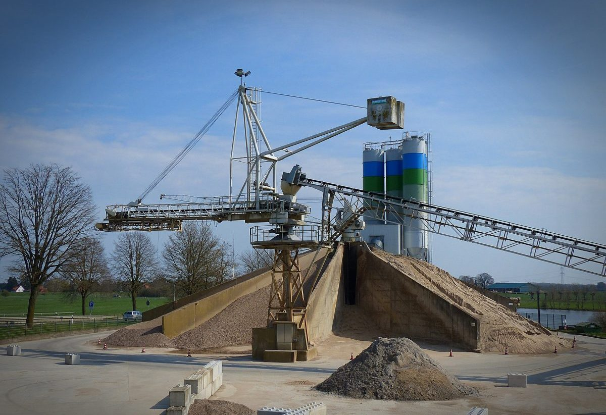 HA-BE Betonchemie develops ANTIPOR HD high-density semi-dry concrete technology