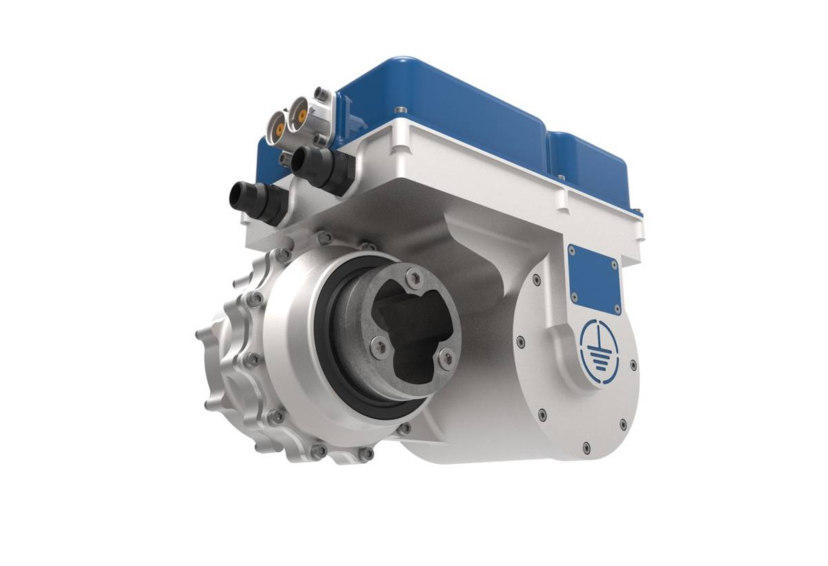 Equipmake and HiETA create the most power dense electric motor