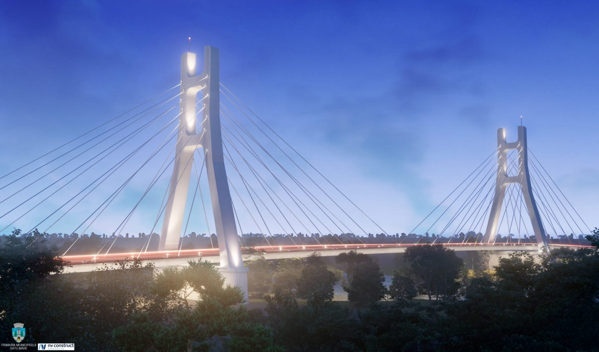 STRABAG awarded 640m long bridge in Romania