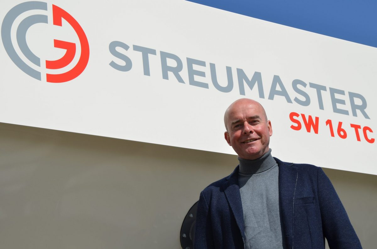 Streumaster Maschinenbau appoints new Managing Director