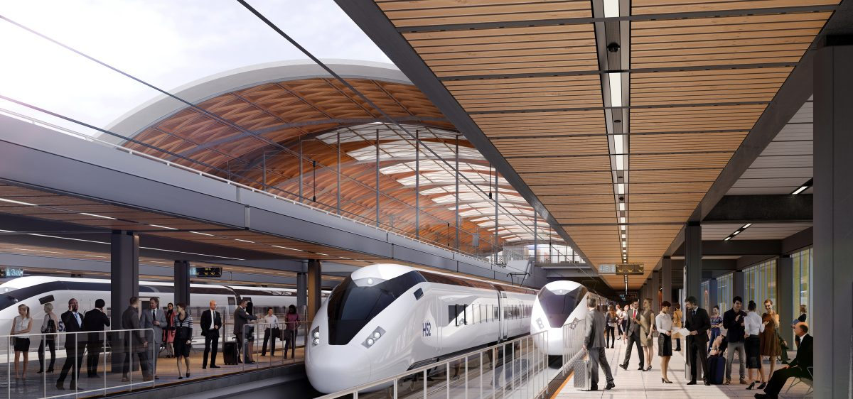Midlands Connect comments on HS2 Notice to Proceed