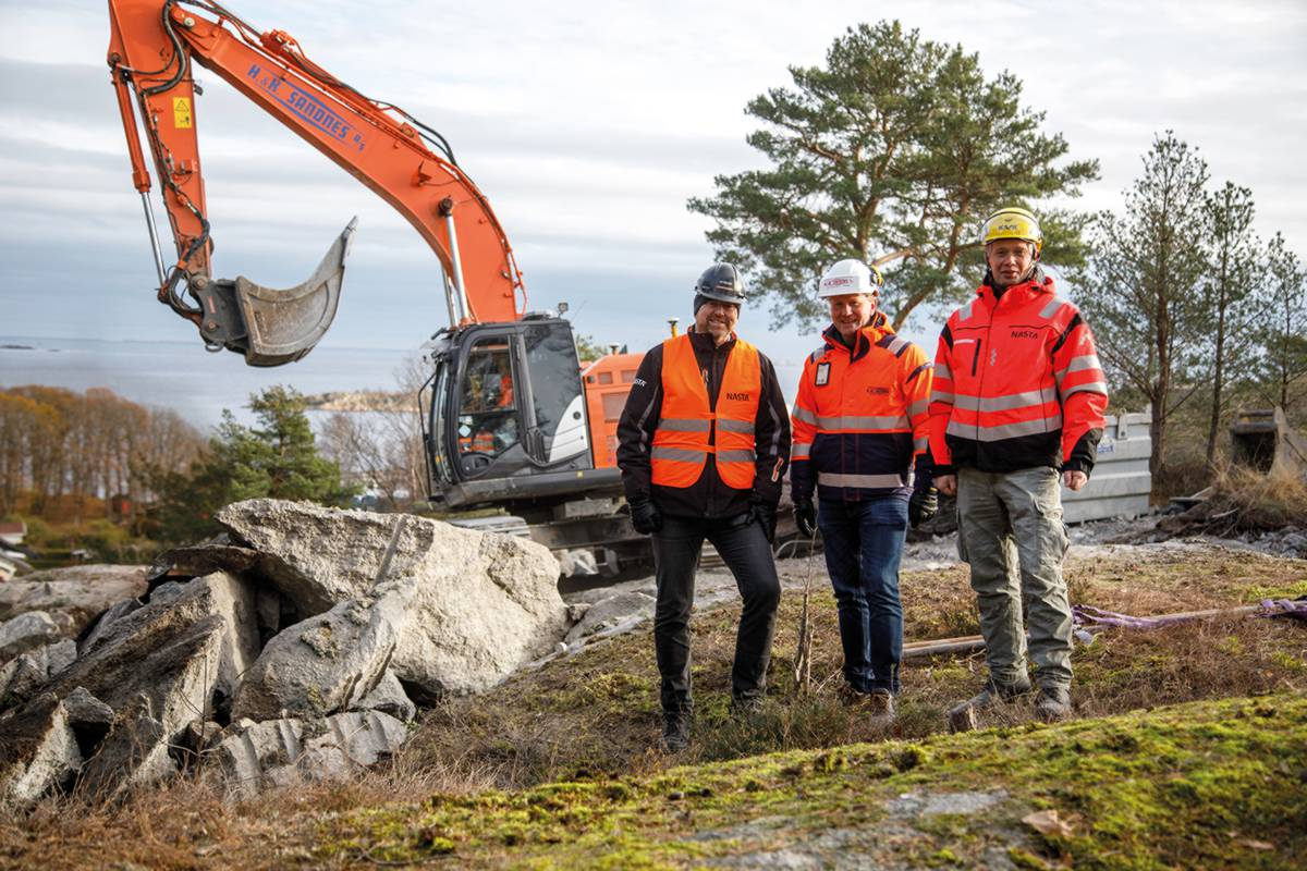Hitachi's remote monitoring system ConSite proves a hit in Norway