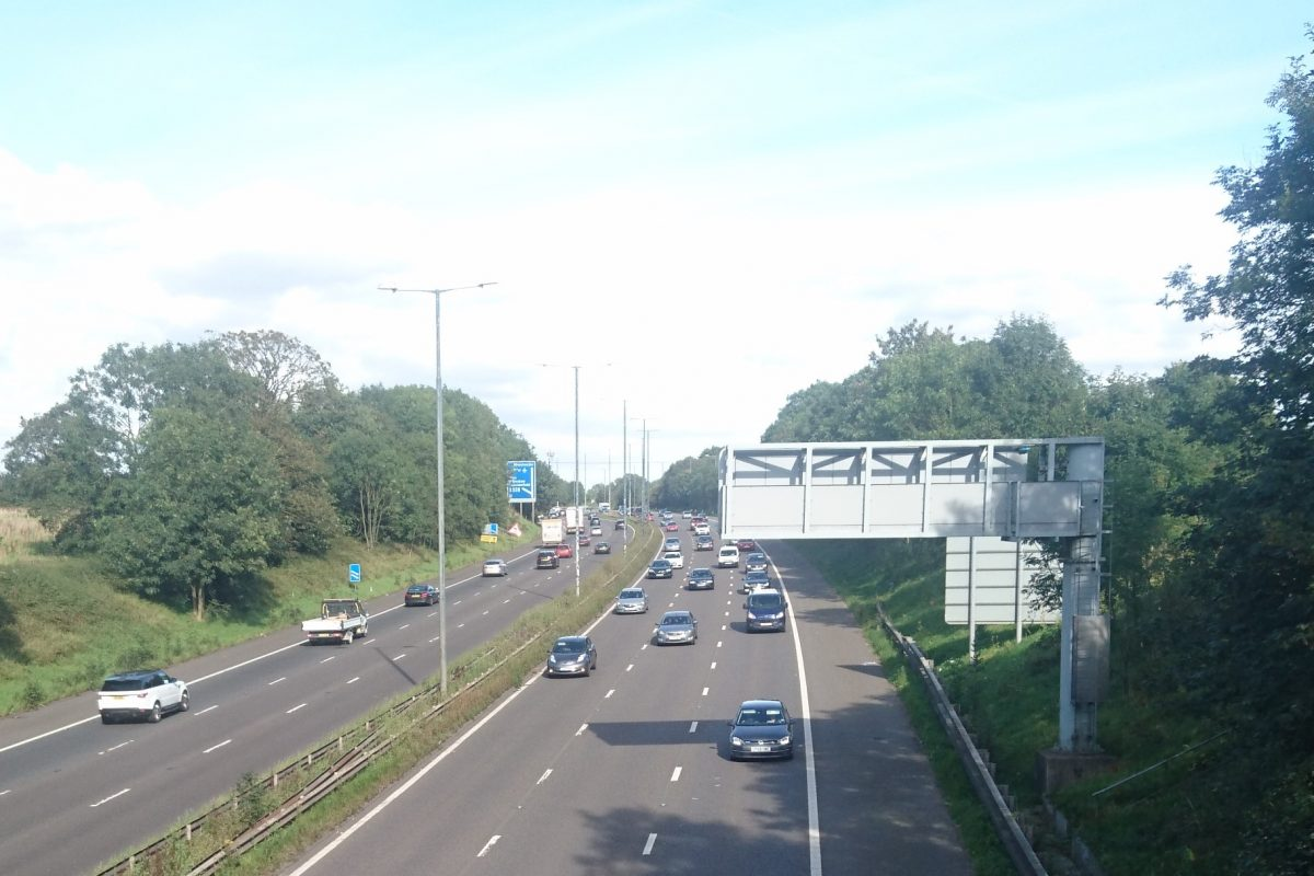 M56 Manchester to Wales motorway set for £12 million improvements