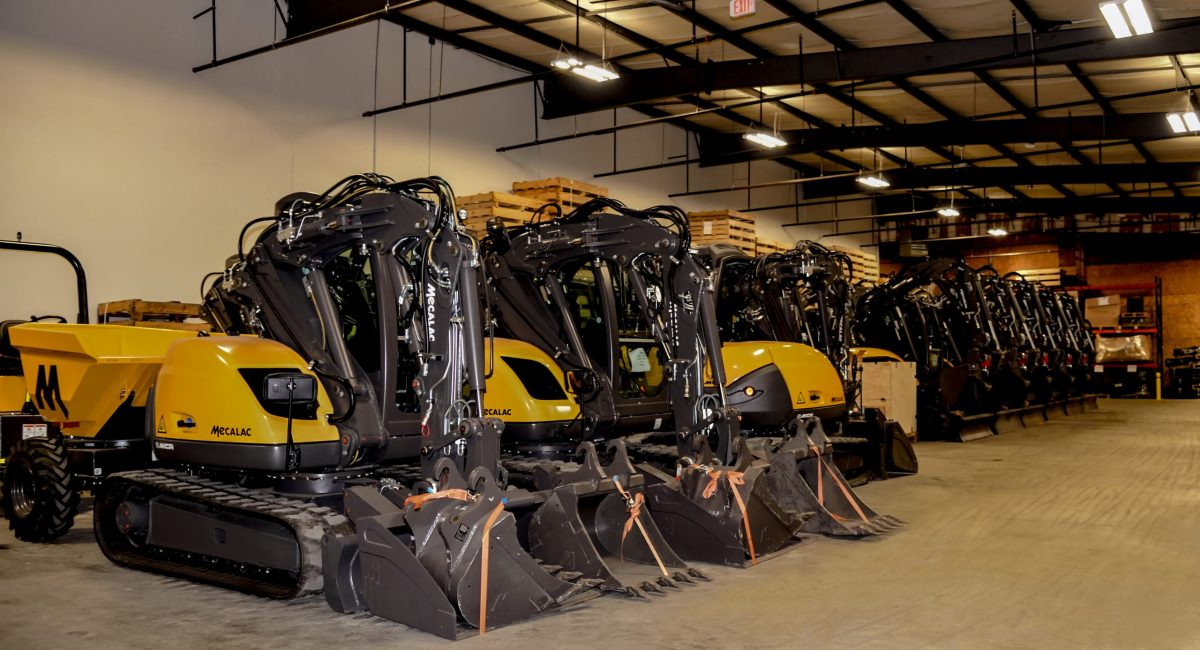 Mecalac expands in North America with opening of new HQ in Massachusetts